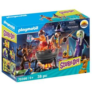 Playmobil Scooby Doo! Adventure in the Witch's Cauldron (70366)
