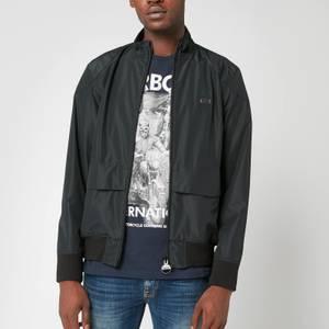 Barbour International Men's Broad Jacket - Black