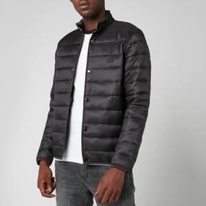 Barbour International Men's Mark Quilt Jacket - Black