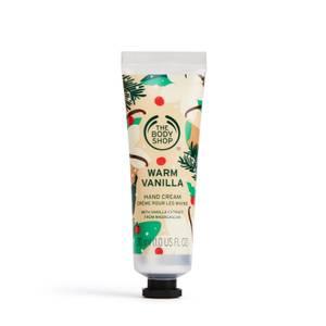 The Body Shop Hand Cream Warm Vanilla