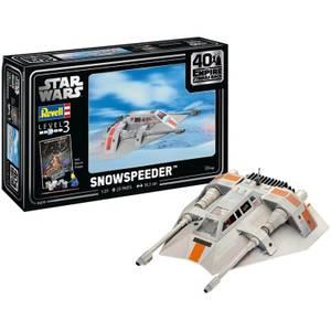 Coffret cadeau Revell - Modèle réduit Snowspeeder (L'Empire contre-attaque 40e anniversaire) (Échelle 1:29)