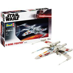 Revell Gift Set - X-Wing Fighter and TIE Fighter Model (Scale 1:57)