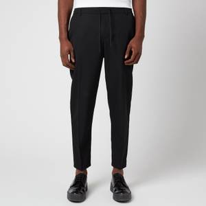 Maison Kitsuné Men's City Pants - Black