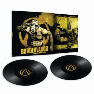 Laced Records Borderlands (Original Soundtrack) 2LP