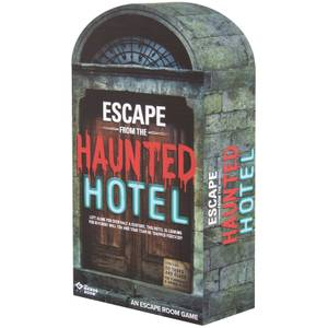 Fizz Creations Escape From The Haunted Hotel