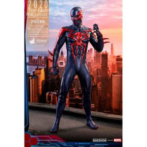 Hot Toys Spider-Man (Spider-Man 2099 Black Suit) Toy Fair Exclusive Action Figure