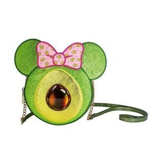 Danielle Nicole Minnie Mouse Avocado Sac à main croisé