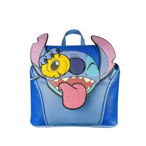 Danielle Nicole Disney Lilo and Stitch Stitch Pineapple Flap Backpack