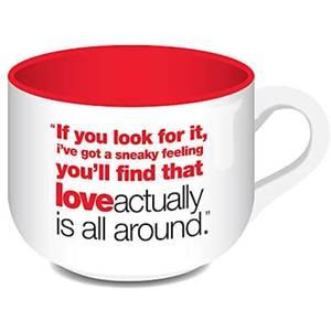 Love Actually Cosy Mug