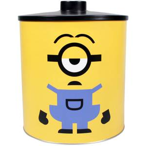 Minions Biscuit Barrell