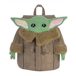 Danielle Nicole Star Wars Mandalorian The Child Figural Backpack