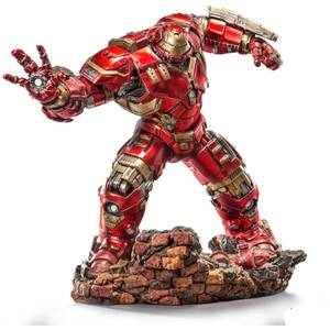 Iron Studios Avengers Age of Ultron BDS Art Scale Statue 1/10 Hulkbuster 38 cm