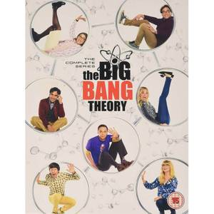 The Big Bang Theory - Seasons 1-12