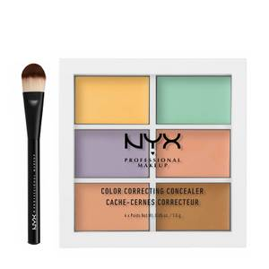 NYX Professional Makeup Correct and Contour Set