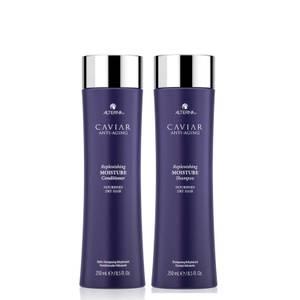 Alterna Caviar Replenishing Moisture Shampoo and Conditioner Duo 2 x 250ml