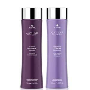 Alterna Caviar Clinical Densifying Shampoo and Conditioner Duo 2 x 250ml