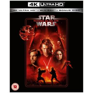 Star Wars - Episode III - Revenge of the Sith - 4K Ultra HD (Includes 2D Blu-ray)