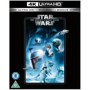 Star Wars - Episode V - The Empire Strikes Back - 4K Ultra HD (Blu-Ray 2D inclus)