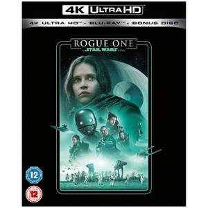 Star Wars - Rogue One A Star Wars Story - 4K Ultra HD (Includes 2D Blu-ray)