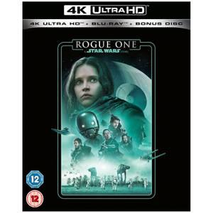 Star Wars - Rogue One A Star Wars Story - 4K Ultra HD (Includes 2D Blu-ray)