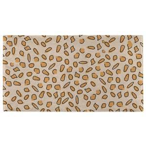 Leopard Print Fitness Towel