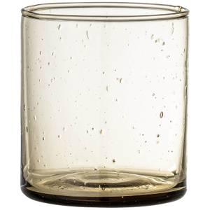 Bloomingville Recycled Glass Casie Tumbler - Brown