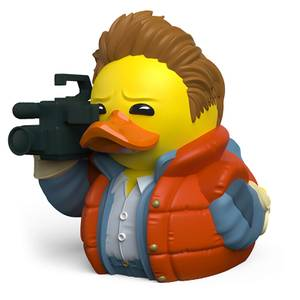 Back to the Future Collectable Tubbz Duck - Marty McFly