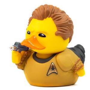 Star Trek Collectible Tubbz Duck - James T-Kirk