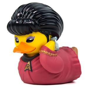 Star Trek Collectible Tubbz Duck - Nyota Uhura Tubbz
