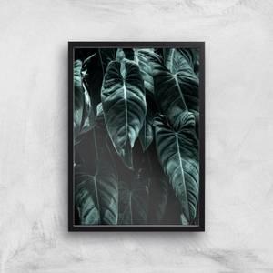 Kubistika The Jungle Giclee Art Print