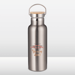 Friends You're My Lobster Duo Portable Insulated Water Bottle - Steel