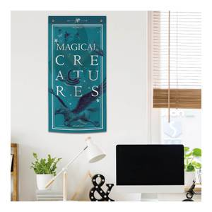 Harry Potter Magical Creatures Wall Banner