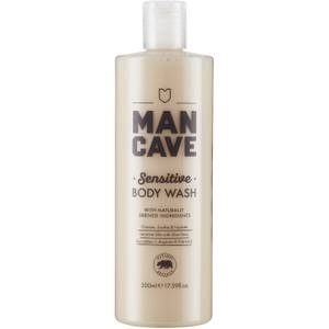 ManCave Aloe and Pine Shower Gel 500ml