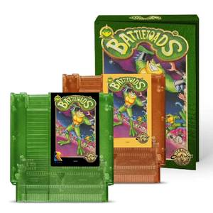 Battletoads Legacy Cartridge - NES (US Cartridge)