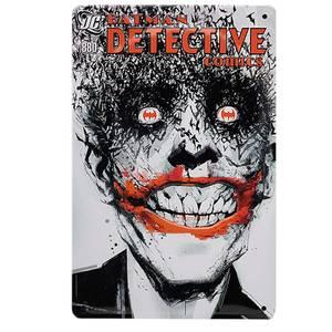 DC Comics Batman Detective Comics Tin Plate