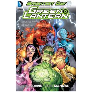 DC Comics Green Lantern Brightest Day
