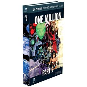 DC Comics Graphic Novel One Million - Part 2