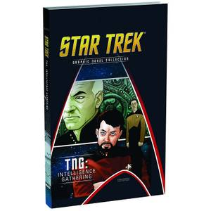 ZX-Star Trek Graphic Novels TNG Intelligence Gathering