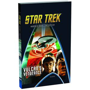 ZX-Star Trek Graphic Novels-Vulcans Vengeance