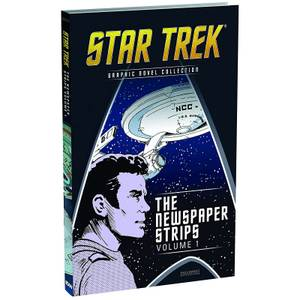 ZX-Star Trek Graphic Novel The Newspaper Strips Vol. 1