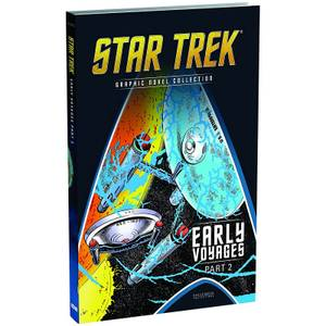 ZX-Star Trek Graphic Novels Star Trek Early Voyages Pt2