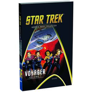 ZX-Star Trek Graphic Novel Voyager (Part 1)