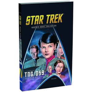 ZX-Star Trek Graphic Novel TNG DS9 Divided We Fall