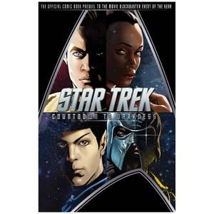 ZX-Star Trek Graphic Novels Countdown To Darkness