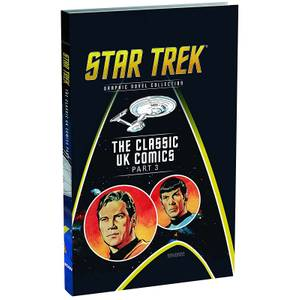 ZX-Star Trek Graphic Novels Star Trek UK Comic Pt 3 (V29)