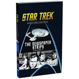 ZX-Star Trek Graphic Novels Newspaper Strips Vol 3