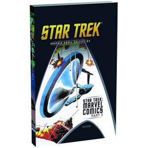 ZX-Star Trek Graphic Novels Marvel 14-18