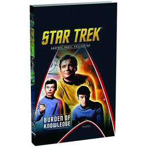 ZX-Star Trek Graphic Novels The Burden Of Knowledge