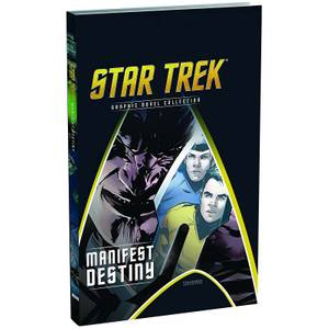 ZX-Star Trek Graphic Novels Manifest Destiny (Jj 2016)