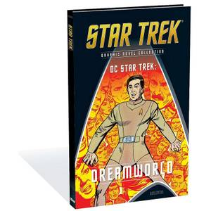 ZX-Star Trek Graphic Novels DC TOS 17-21